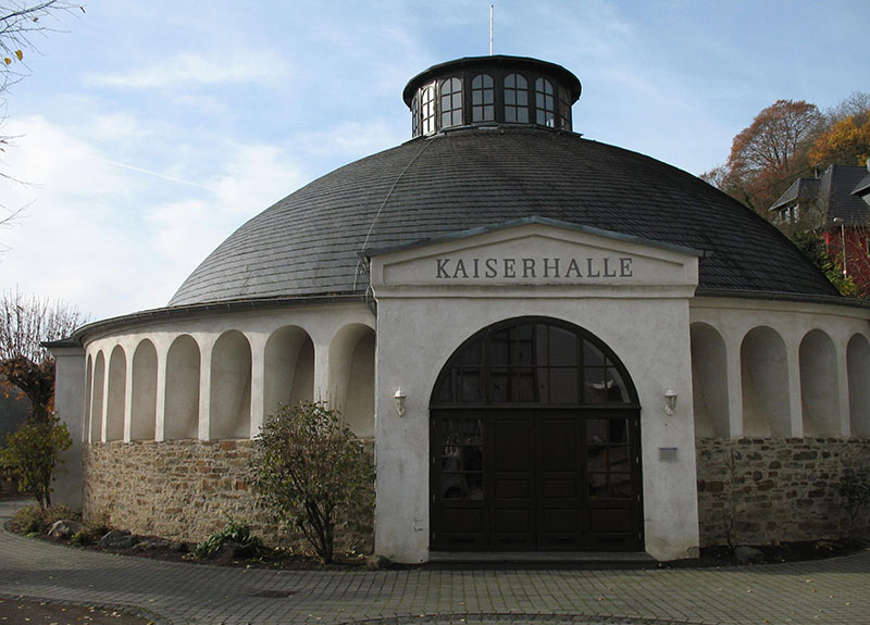 Kaiserhalle in Burgbrohl